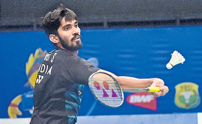 India Badminton Team Won Match Against Kazakhstan In Asia Badminton Championship - Sakshi