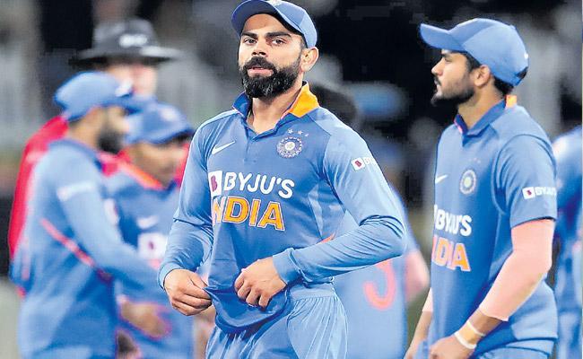 New Zealand Won The ODI Series Against India - Sakshi