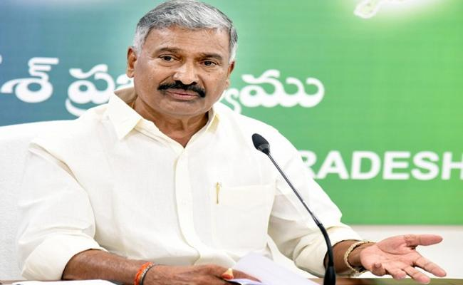 Reforms Should Implement In Local Elections Says Minister Peddireddy   - Sakshi