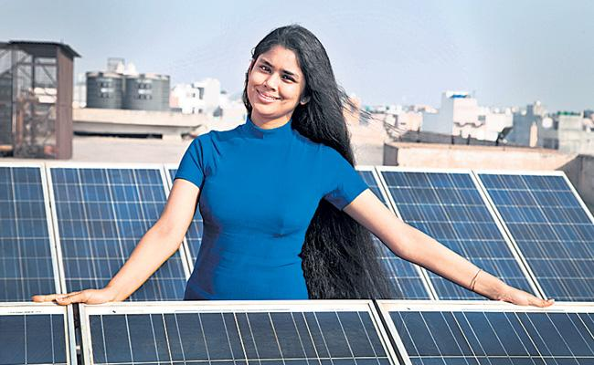 Sanchaita Gajapathi Raju Works For Women Empowerment - Sakshi