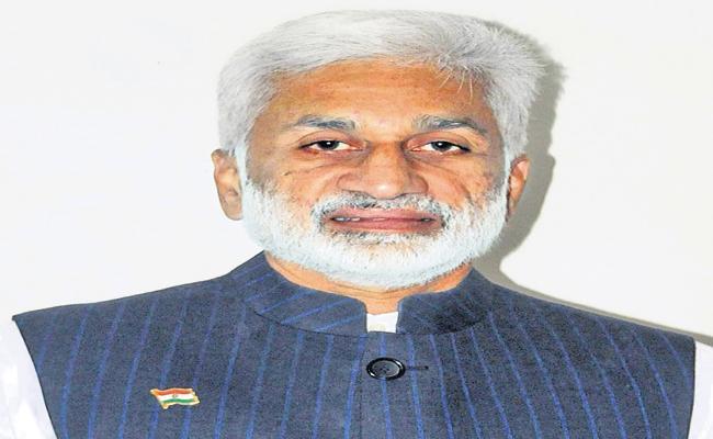 Vijayasai Reddy Comments in debate on budget in Rajya Sabha - Sakshi