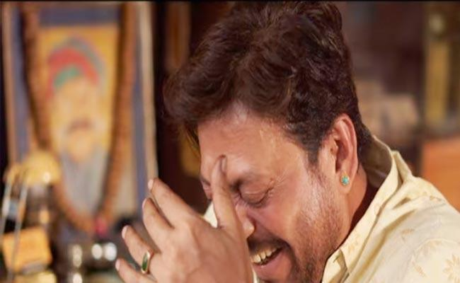 Irrfan Khan Special Message For Fans Over Angrezi Medium Movie - Sakshi