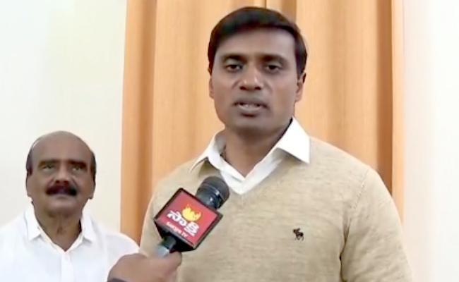 CM YS Jagan Modi Meet: YSRCP MP Mithun Reddy Comments - Sakshi