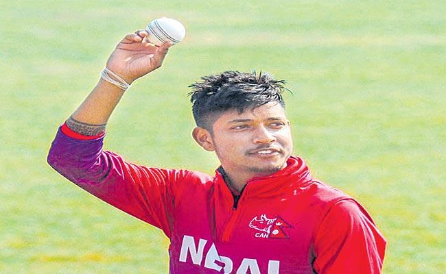 America All out For Lowest Score Against Nepal In Katmandu - Sakshi