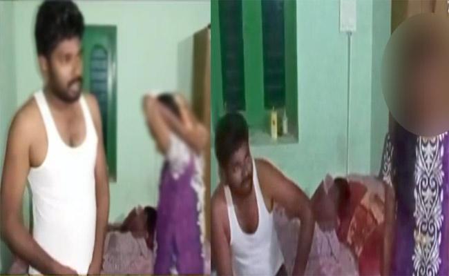 Woman Constable Fornication Relation Husband Reveal Prakasam - Sakshi