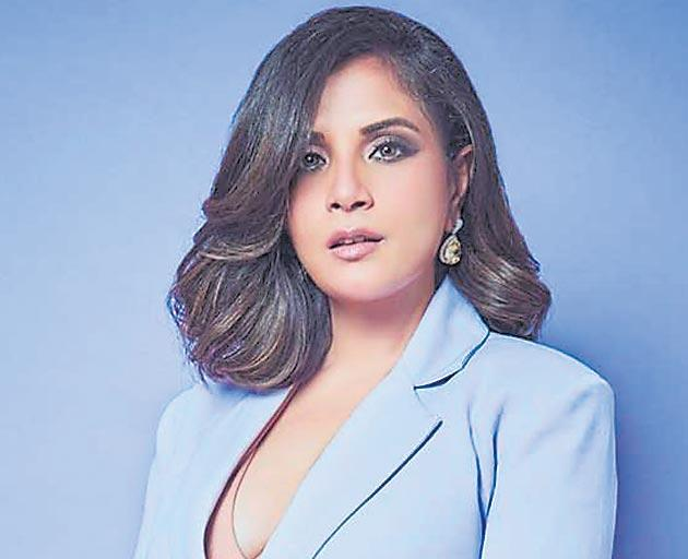 Richa Chadha Finishes Shooting for Madam Chief Minister - Sakshi