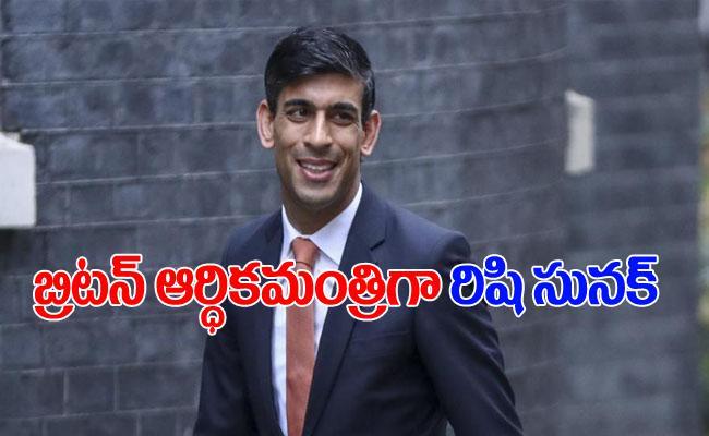 Rishi Sunak Narayana Murthy son-in-law is Britain new finance minister - Sakshi