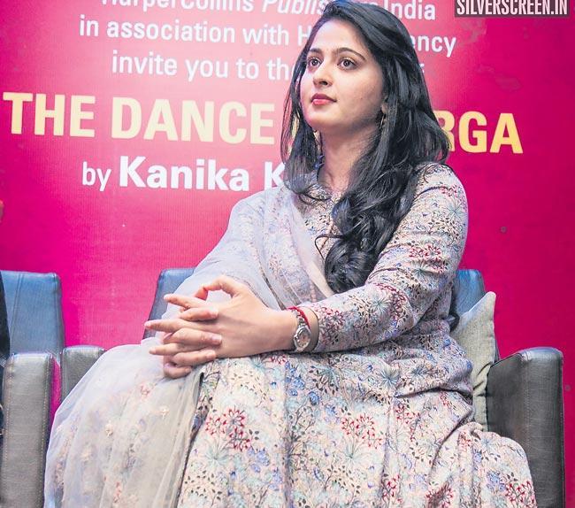 Anushka dating with a cricketer - Sakshi