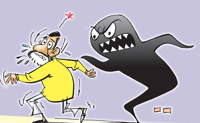 Chandrababu Naidu Against Decentralization - Sakshi