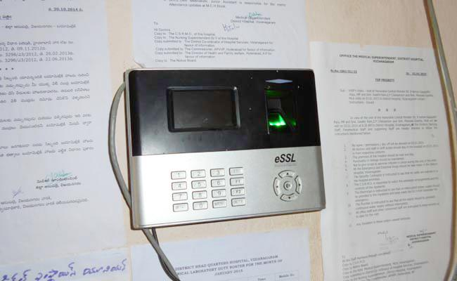 PHC Employees Negligence on Duty Timings Vizianagaram - Sakshi