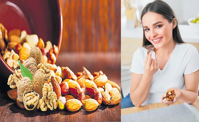 Dry Fruits And Vegetables For Hormone Balance - Sakshi