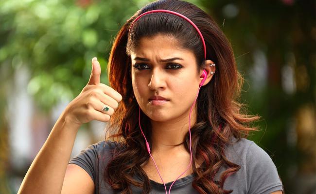 Nayanthara Ready For Glamour Roles - Sakshi