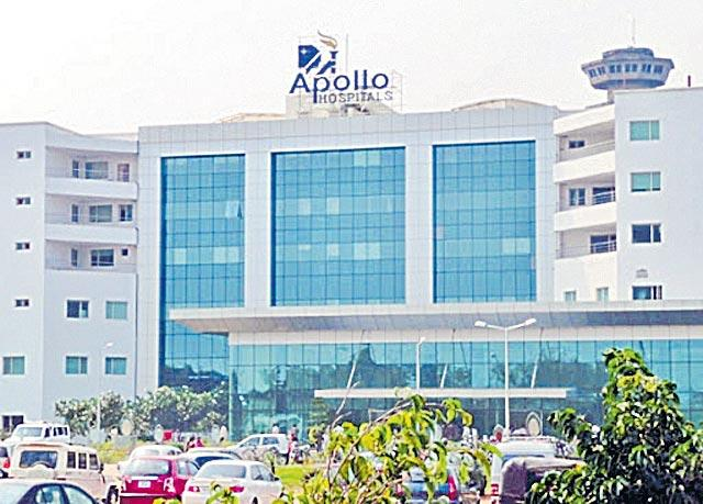 Apollo Hospitals Q3 net profit up 80 per cent to Rs 90 crore - Sakshi