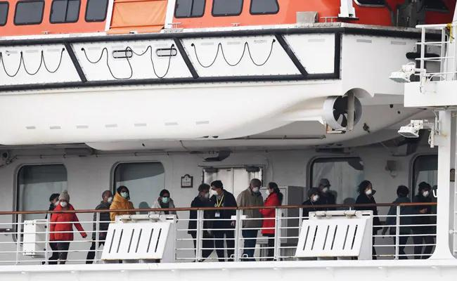 Coronavirus : Third Indian Tests Positive In British Cruise Ship In Japan - Sakshi