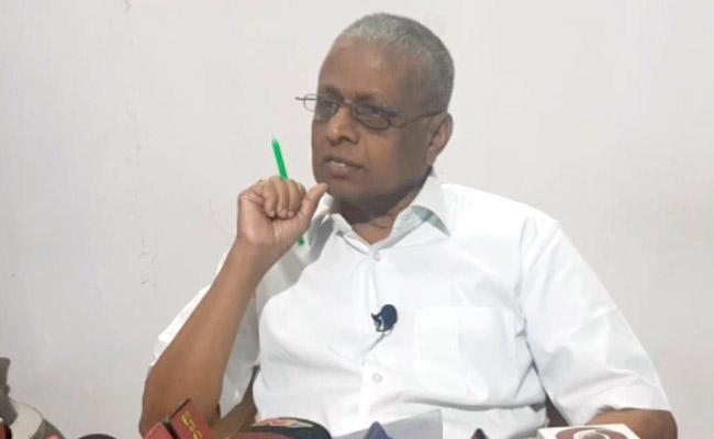 YSRCP Leader Dadi Veerabhadra Rao Fires On Chandrababu - Sakshi