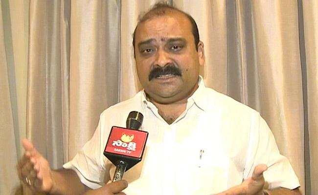 MLA Anil Kumar Demand Probe On Chandrababu Naidu - Sakshi