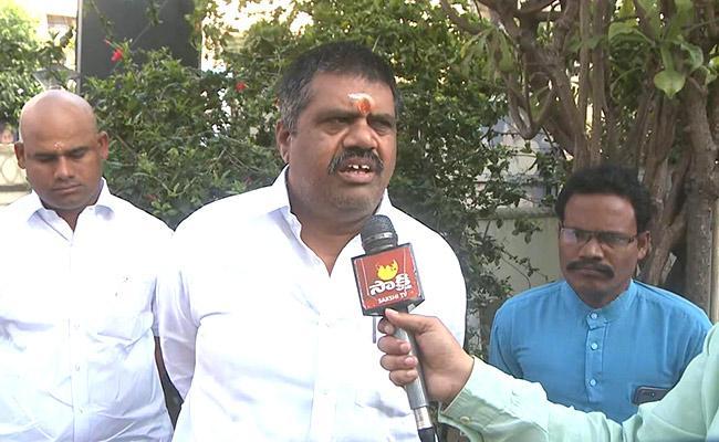 Minister Avanthi Srinivas Slams On Chandrababu Naidu And Lokesh In Visakhapatnam - Sakshi