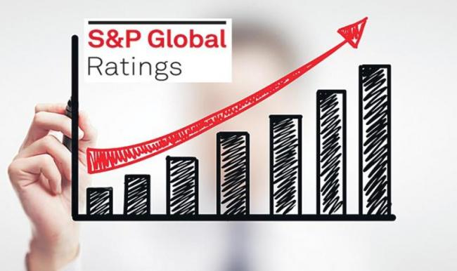 Standard & Poor reaffirms India is sovereign rating at BBB - Sakshi