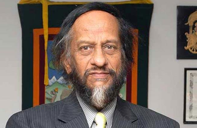 Former Teri chief RK Pachauri passes away at 79 in Delhi - Sakshi