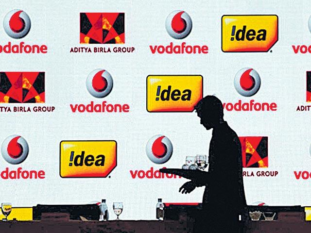 Vodafone Idea reports consolidated loss of Rs 6,438.8 cr in Dec quarter - Sakshi