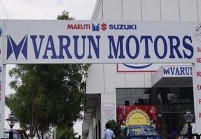 RTA Officials Searches in Varun Motors Showrooms in Andhra Pradesh - Sakshi
