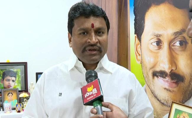 Minister Vellampalli Srinivas Demands CBI Enquiry On Chandrababu Corruption - Sakshi