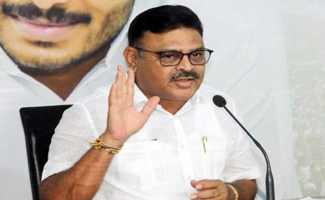 Why Chandrababu Is silent Over IT raids, questioned Ambati Rambabu - Sakshi