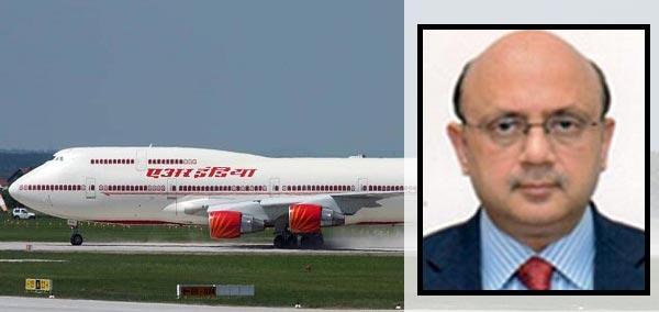 Rajiv Bansal is new CMD of Air India - Sakshi