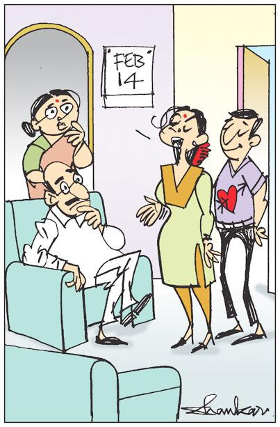 Sakshi Cartoon (14-02-2020)