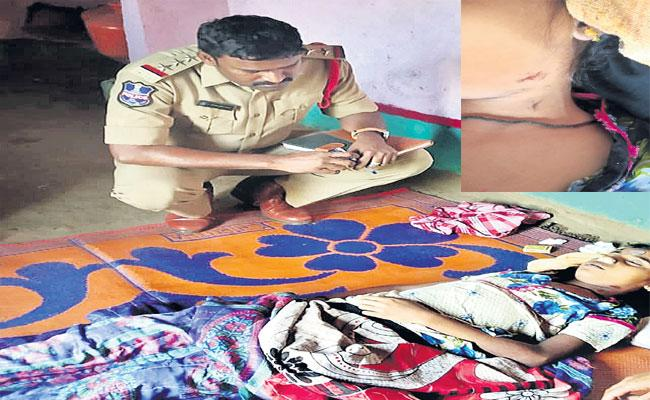 Vikarabad Child Renuka Suspicious Death - Sakshi
