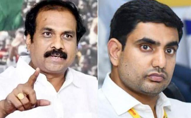 AP Minister Kurasala Kannababu Critics Nara Lokesh Over IT Raids - Sakshi
