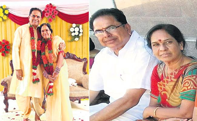 Indian Railway Retired Employee Love Story - Sakshi