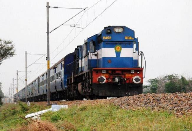 Train Passenger Beaten To Death - Sakshi