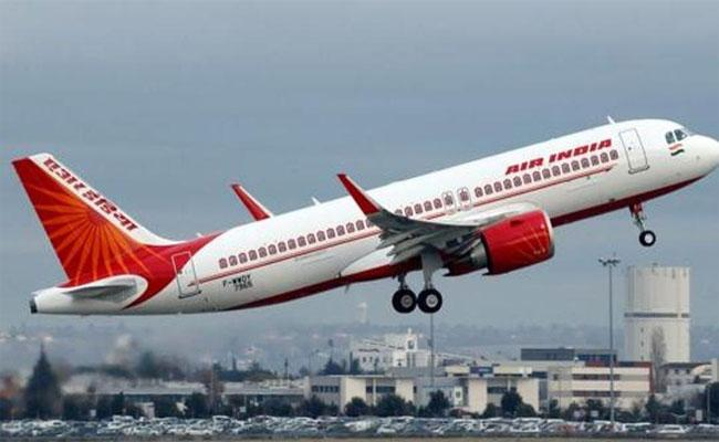 Air India Plane Damaged Trying To Dodge Jeep On Pune Runway - Sakshi