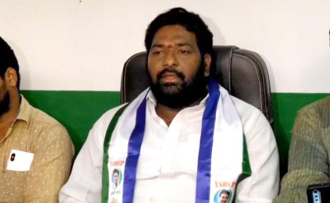 Sarepalli Sudheer Kumar Talks In Party Office Press Meet In Vijayawada - Sakshi