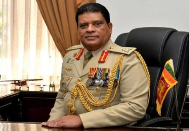 US Bans Sri Lanka Army Chief Shavendra Silva From Entry - Sakshi