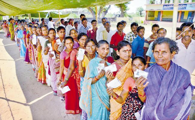 4,00,02,782 Voters in Andhra Pradesh - Sakshi