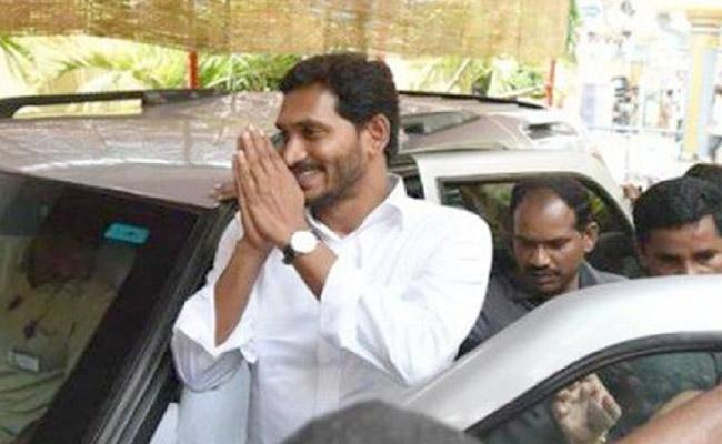 CM YS Jagan Two Days Delhi Tour End - Sakshi