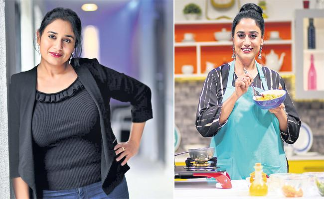 Chef Anu Hasan Special Story on Lifestyle - Sakshi