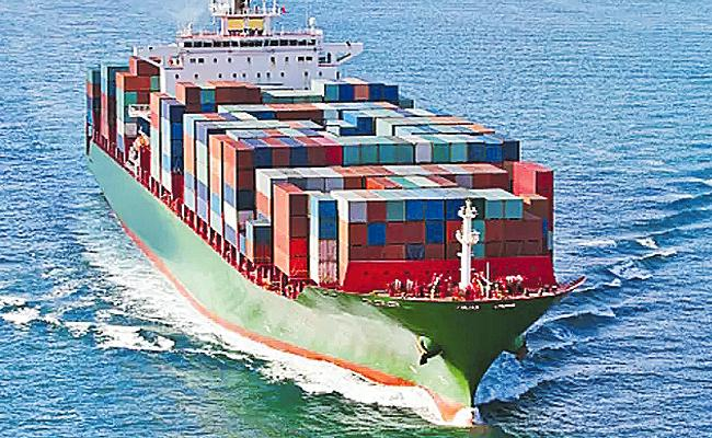 Exports Running Down From Six Months - Sakshi