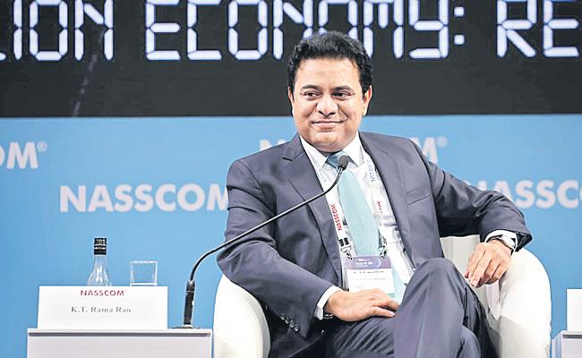 States Wants More Freedom In Financial System KTR Advice To Center - Sakshi