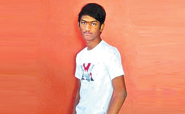 School Student Died in Hospital While Jumping School Building - Sakshi