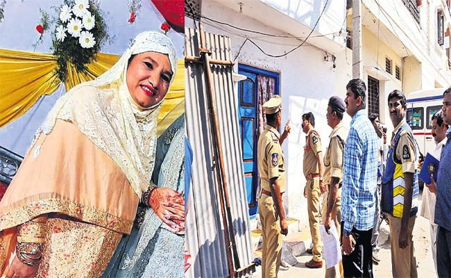 Mother And Daughter Murders in Old City Hyderabad - Sakshi