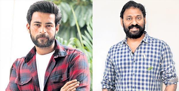 Varun Tej Planning To Team Up With Srikanth Addala - Sakshi