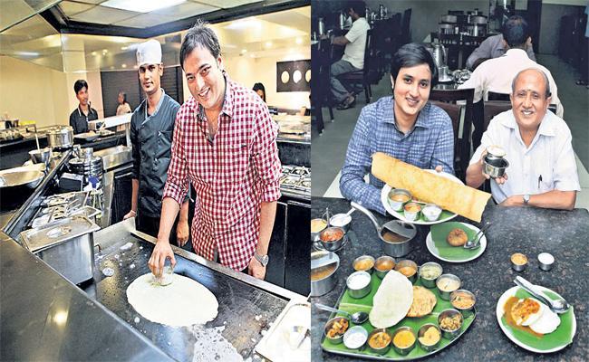 Sambar Famous in Rathna Cafe Tamil nadu - Sakshi