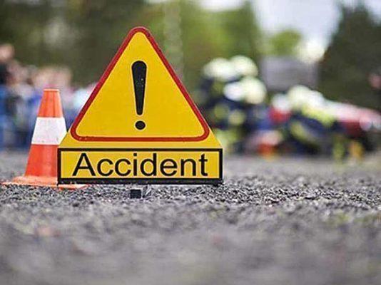 Wife Missing In Karimnagar Bike Accident - Sakshi