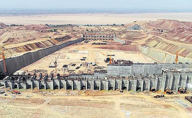 New look for irrigation department - Sakshi
