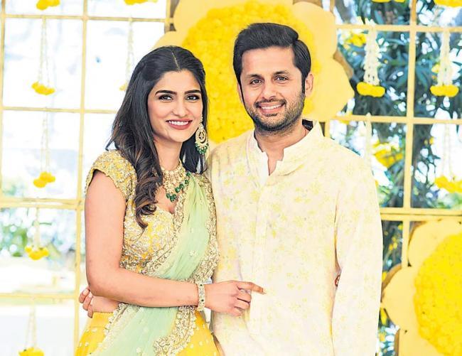 Nithiin and Shalini's wedding on 16 may 2020 - Sakshi
