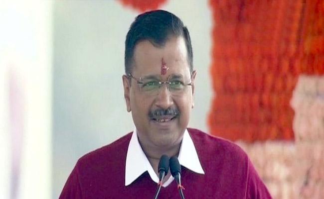 No Politics Delhi Will lead With Love Says CM Arvind Kejriwal - Sakshi