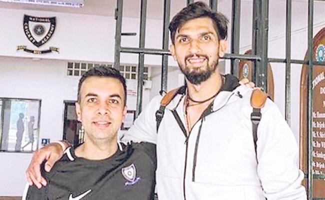 Ishant Sharma Passes Fitness Test - Sakshi